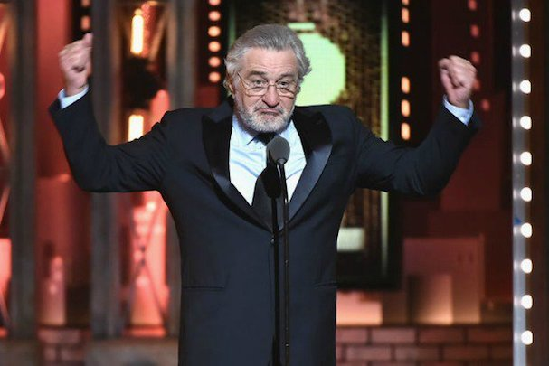 Robert De Niro Tony