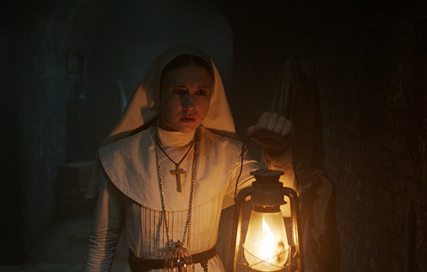 The Nun 607