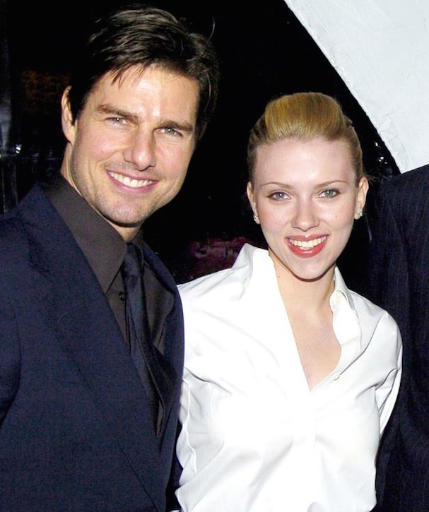 Tom Cruise Scarlett Johanson 607