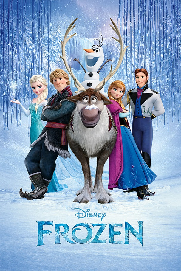Frozen Poster 607