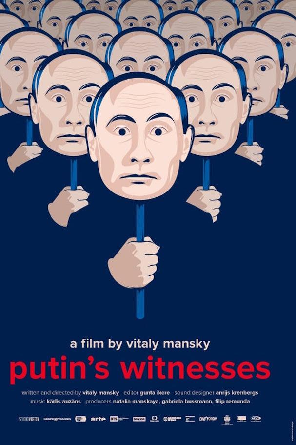 Putin's Witnesses 607