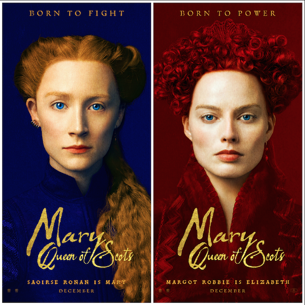 Mary Queen of Scots 607 posters