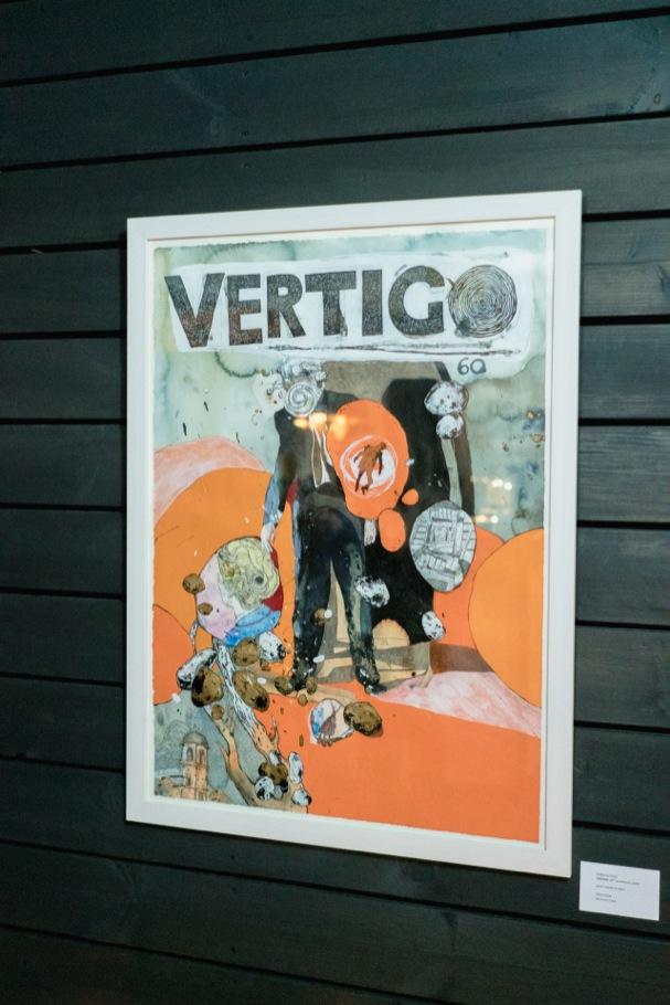 Vertigo 607
