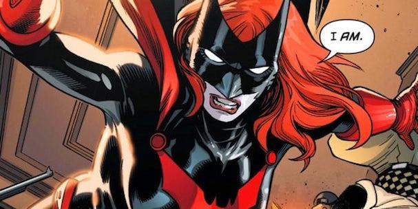 batwoman 607