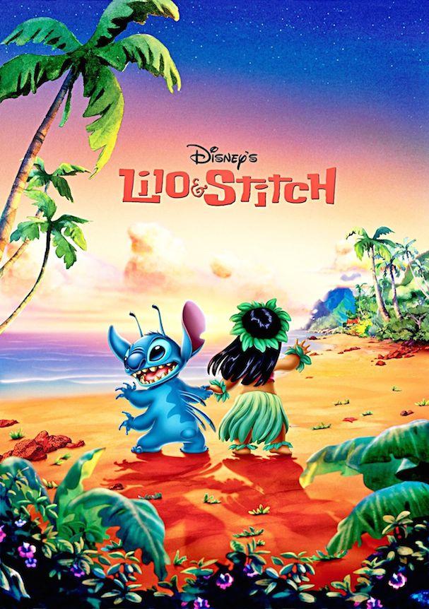 Lilo & Stich poster