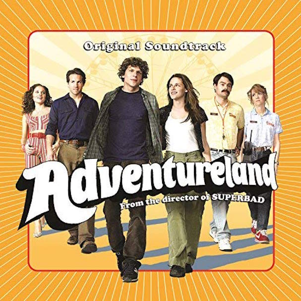 Adventureland soundtrack cover 607