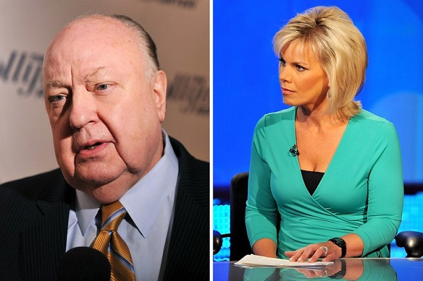 Roger Ailes - Gretchen Carlson 607
