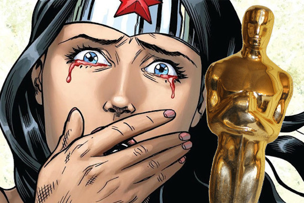 Wonder Woman Oscar