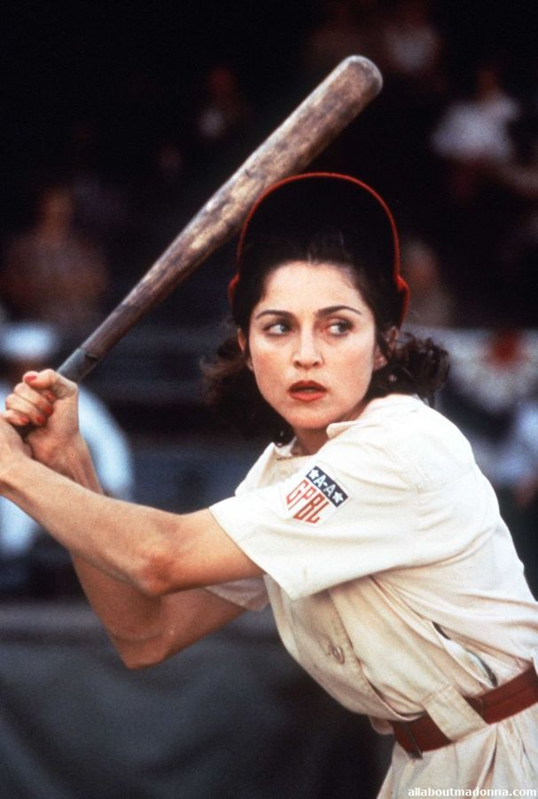 Madonna A League of Their Own