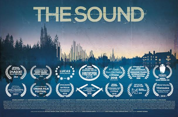 The Sound Poster 607