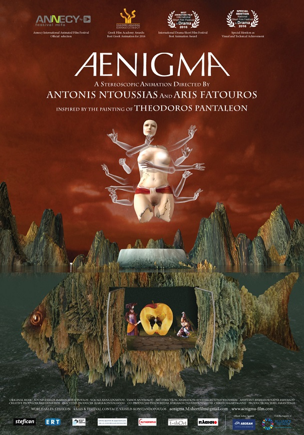 aenigma poster 607