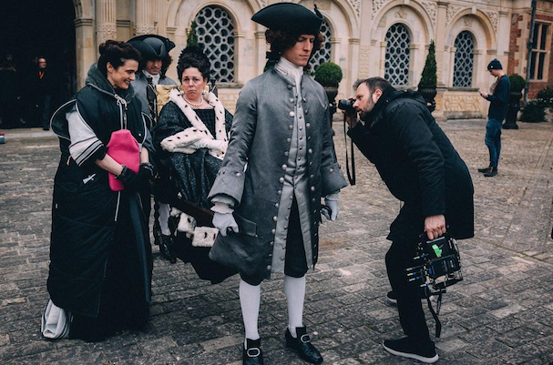 The Favourite Behind the Scenes 607