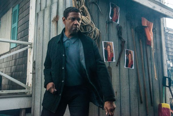 The Equalizer 2 607