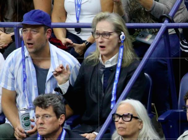Meryl Streep US Open 607 1