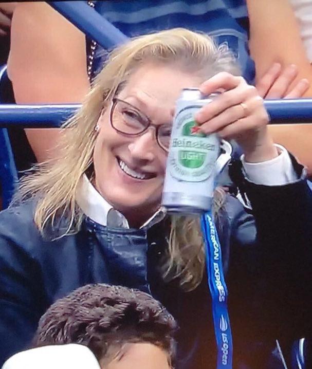 Meryl Streep US Open 607 3
