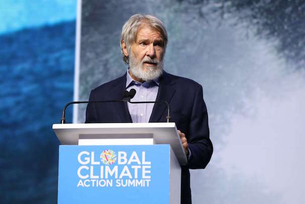 Harrison Ford climate action 607