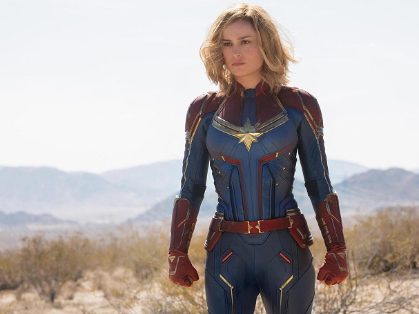Captain Marvel 607