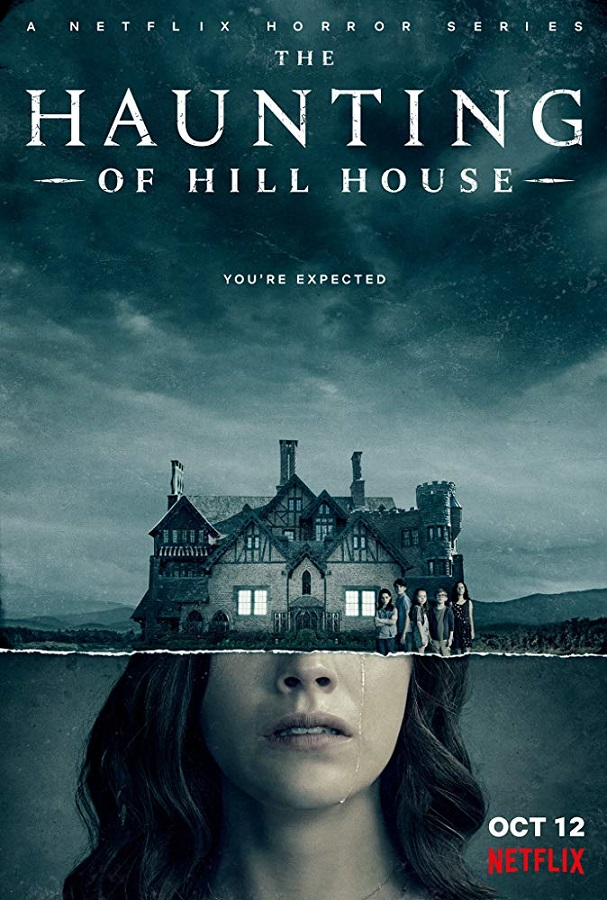the haunting of hill house poster 607