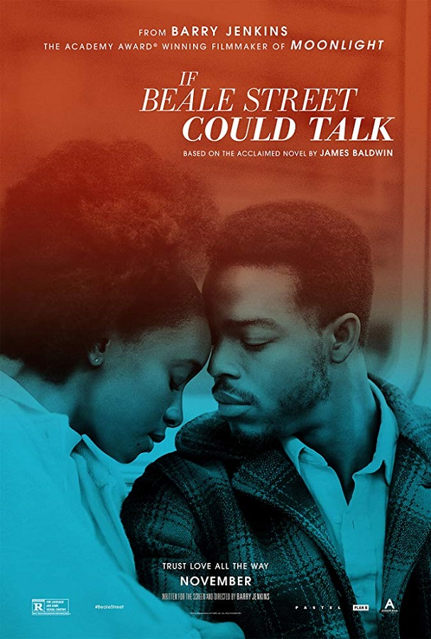 if beale street could talk poster 607