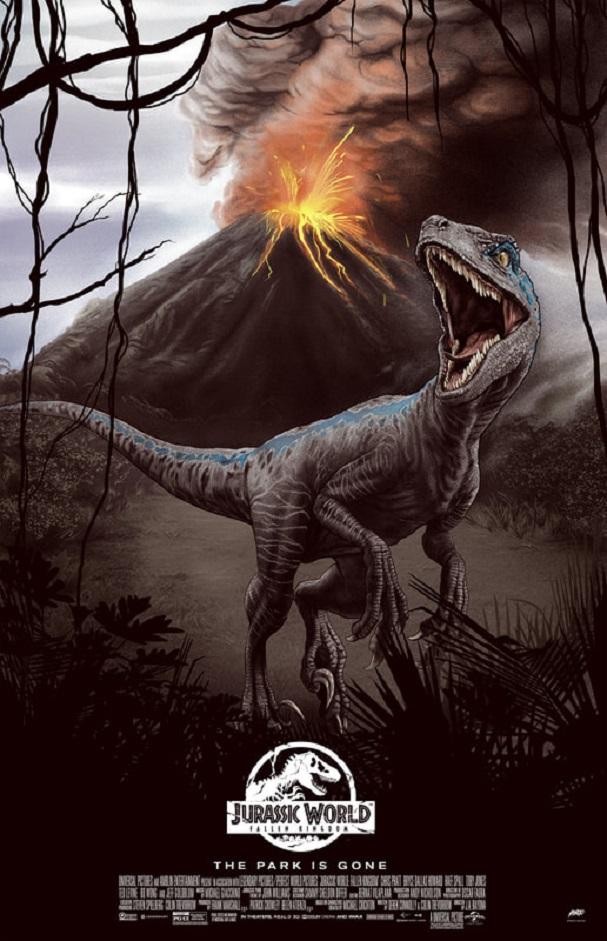 Jurassic World 607