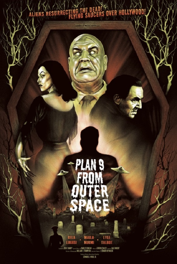 Plan 9 from Outer Space 607