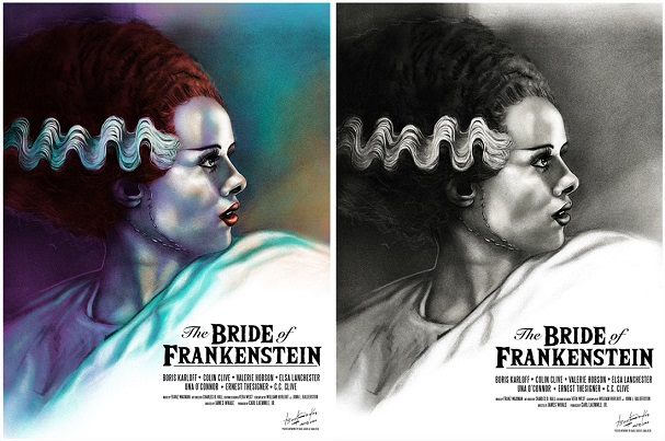 The Bride of Frankenstein 607
