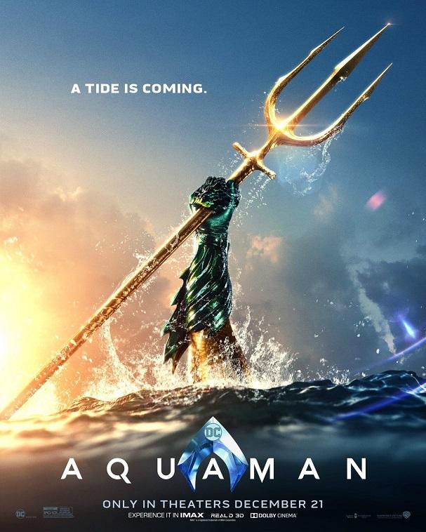 aquaman poster 607