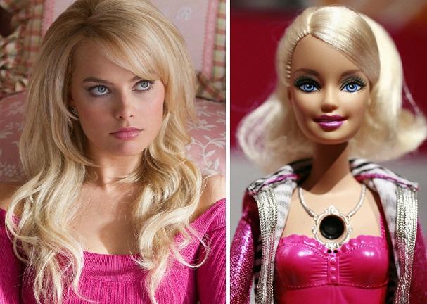 Margot Robbie Barbie 607