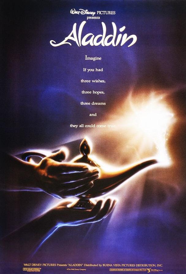 aladdin poster 1992 607