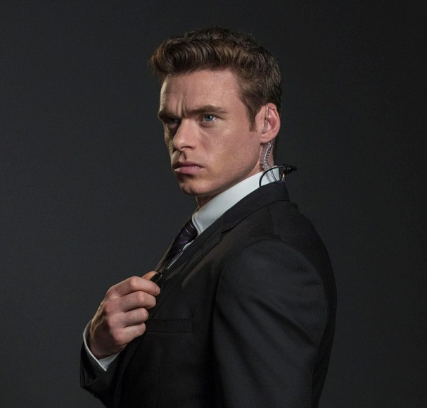 Richard Madden James Bond 607