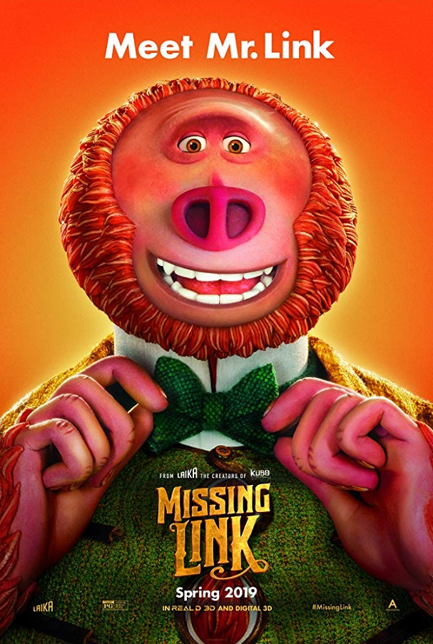 the missing link poster 607