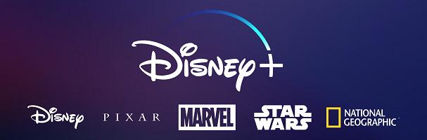Disney plus 607