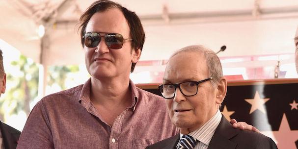 Ennio Morricone Quentin Tarantino 607 2