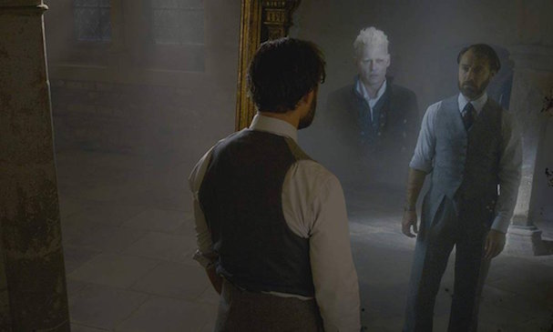 fantastic beasts the crimes of Grindelwald 607