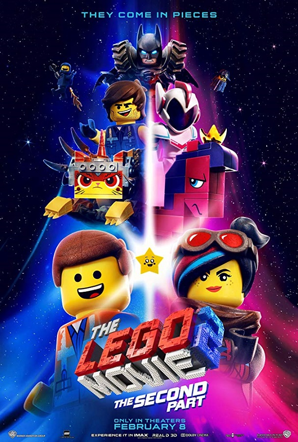 the lego movie 2 poster 607