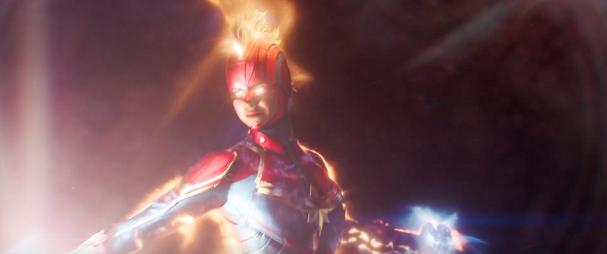 Captain Marvel 607