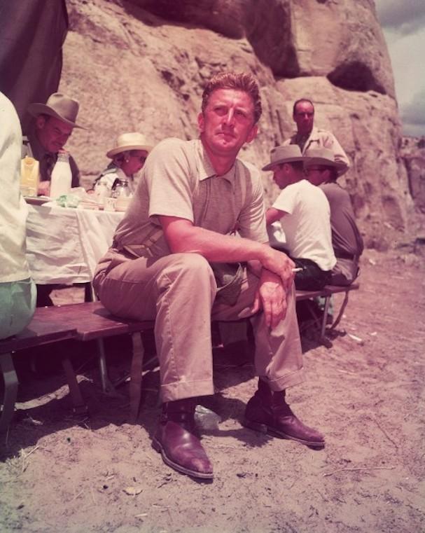 Kirk Douglas 607