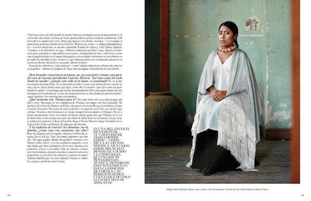 Yalitza Vogue