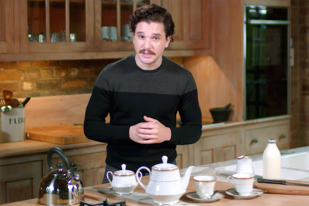 Kit  Harington tea 607