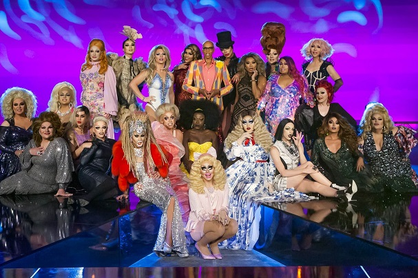 ru paul's drag race 607