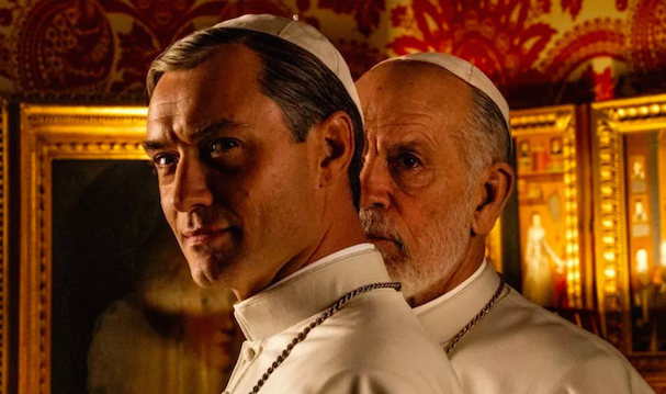 the young pope 607
