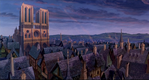the hunchback of notre dame 607