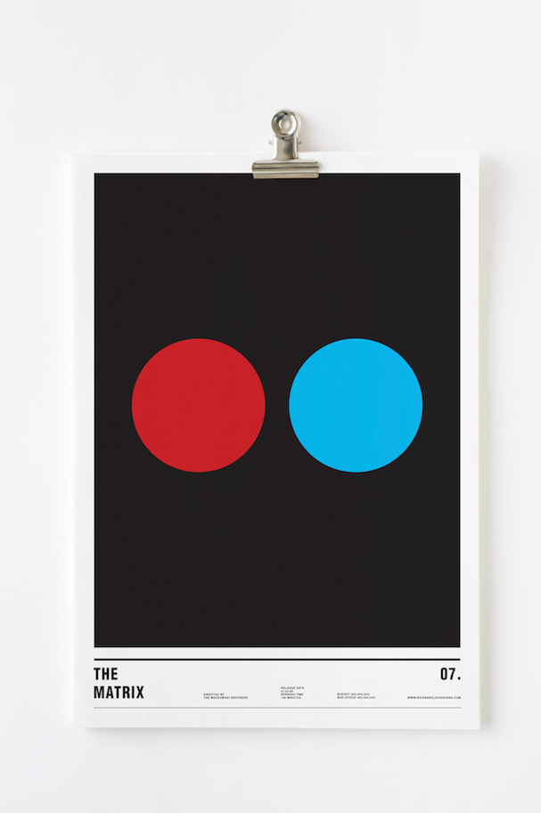 movie posters circles 607 8