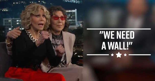 Jane Fonda Jimmy Kimmel 607