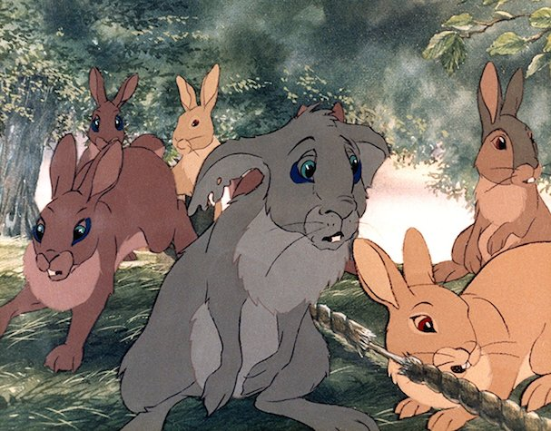 Watership Down 1978 607
