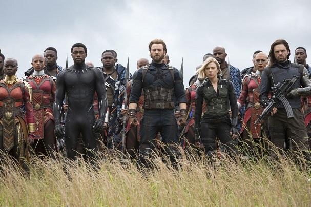 avengers infinity war 607