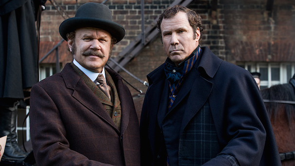 Holmes & Watson 607