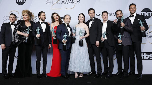 fabulous mrs maisel sag awards 2019 607