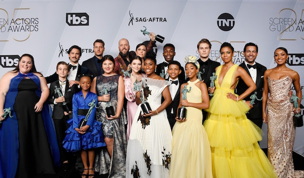 this is us sag awards 2019 607