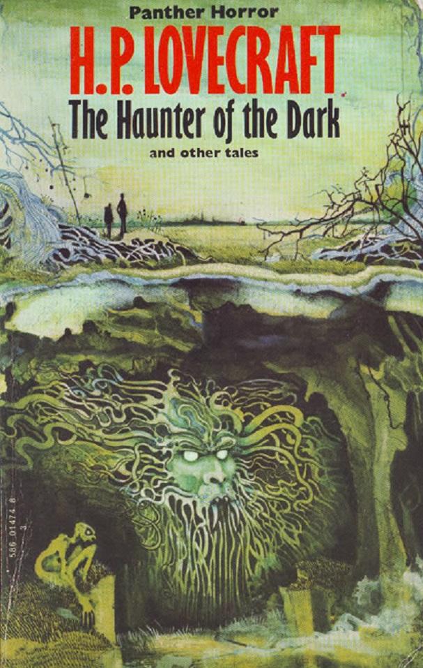 the haunter of the dark 607